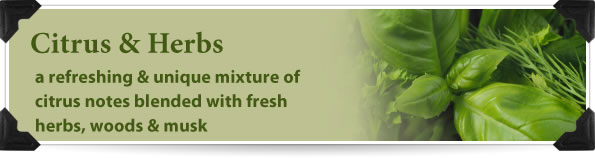 Citrus & Herbs