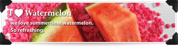 I heart Watermelon